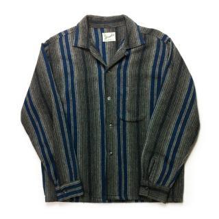 Vintage Hampton 50's Wool Shirts