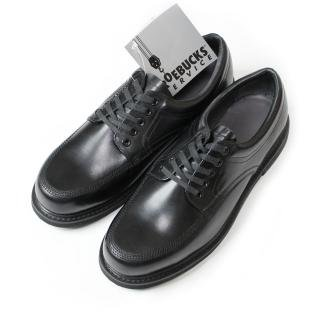 【Dead Stock】Black Lather Work Shoes Made by Roebucks Service (SEARS)