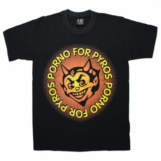 Vintage 1993 Porno For Pyros T-Shirt -Made in USA-