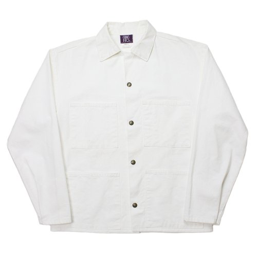 GUNG HO White Coverall Jacket