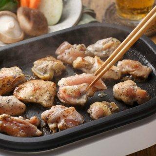 みつせ鶏 黒胡椒焼き220g(冷凍)