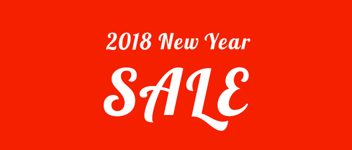 ReTrick 2018 NEW YEAR SALE