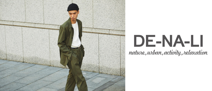 【DE-NA-LI】2019 A/W COLLECTION