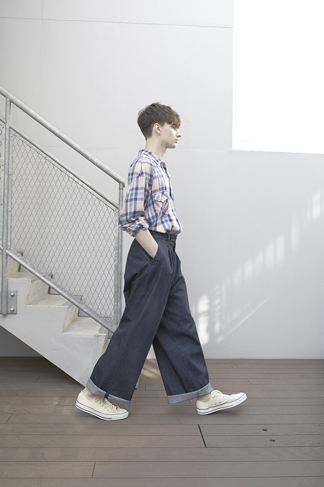 H.UNIT 2019SS LOOK N01