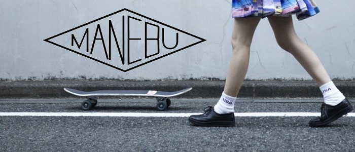 【MANEBU】2020 S/S COLLECTION