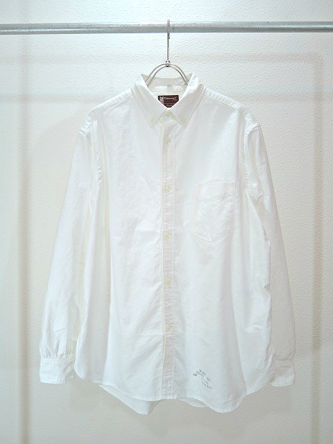 【TOWN CRAFT】OXFORD BD SHIRTS(WIDE)