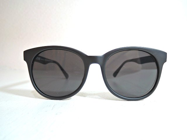 【SALT WATER COWBOY】MATT BLACK SUNGLASS