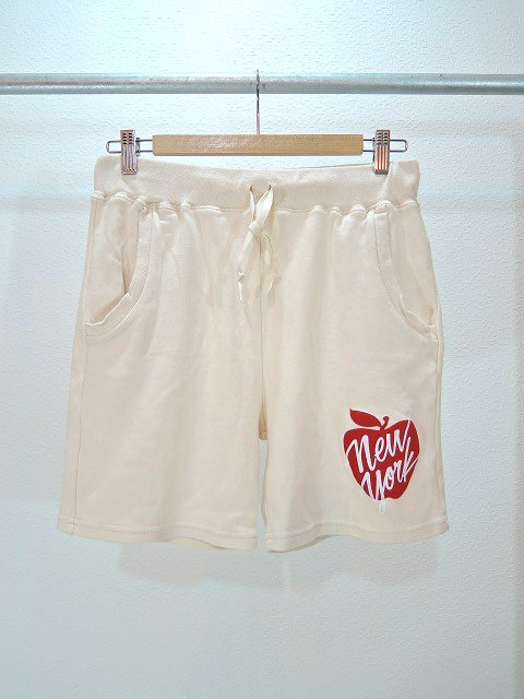 【Mixta】NY APPLE SHORTS