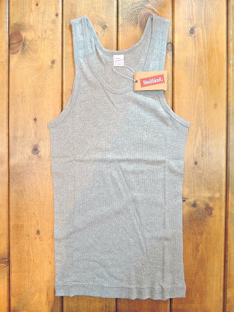 ��Healthknit��BASIC RIB TANK TOP��DM��ȯ����ǽ��