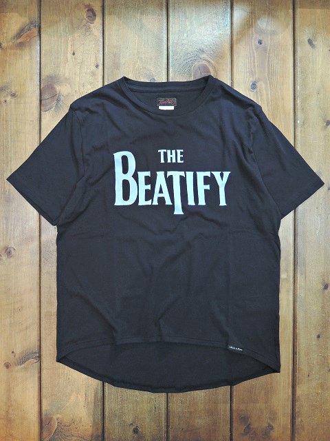 """【SUNNY SPORTS FOR SEIDAL】""""BEATIFY""""TEE【DM便発送可能】"""