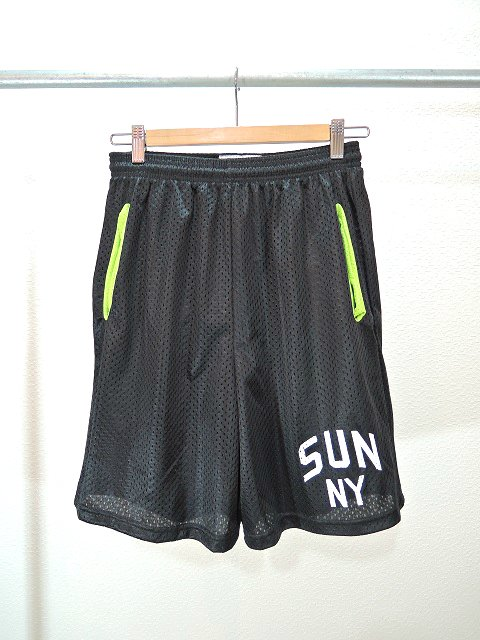 【SUNNY SPORTS】PRINTED BASKET SHORTS