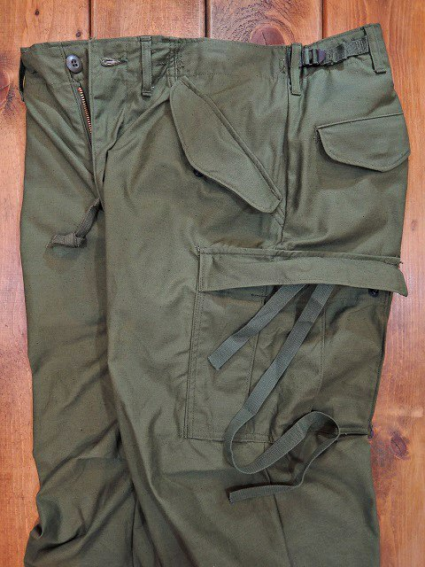 【U.S.ARMY】M-65 FIELD PANTS:画像3