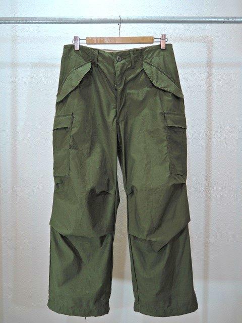【U.S.ARMY】M-65 FIELD PANTS