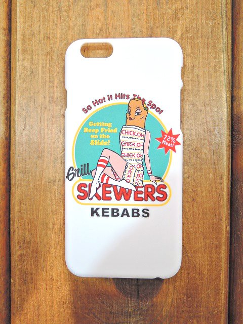 【JACKSON MATISSE】SKEWERS iPhone CASE【DM便発送可能】