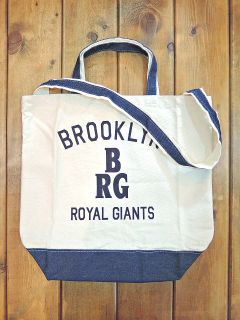 【SUNNY SPORTS】NLBM 2WAY TOTE BAG:メイン画像