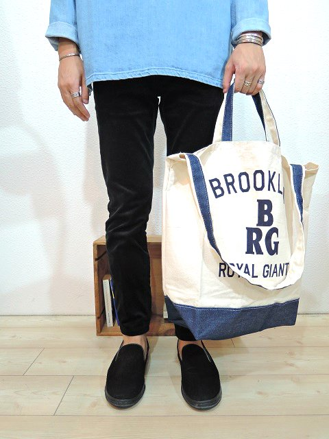【SUNNY SPORTS】NLBM 2WAY TOTE BAG:画像3