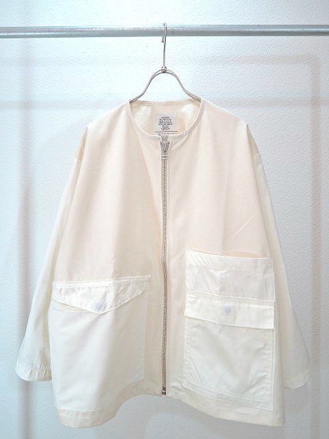 【SALT WATER COWBOY】SNOW-P RECONTRACT JACKET