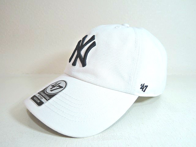 【JACKSON MATISSE】47 BRAND MLB CAP