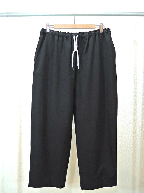 【MANUAL ALPHABET】GYM PANTS