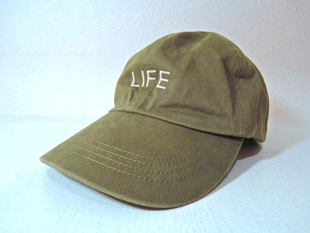 【melple】LIFEキャップ:メイン画像