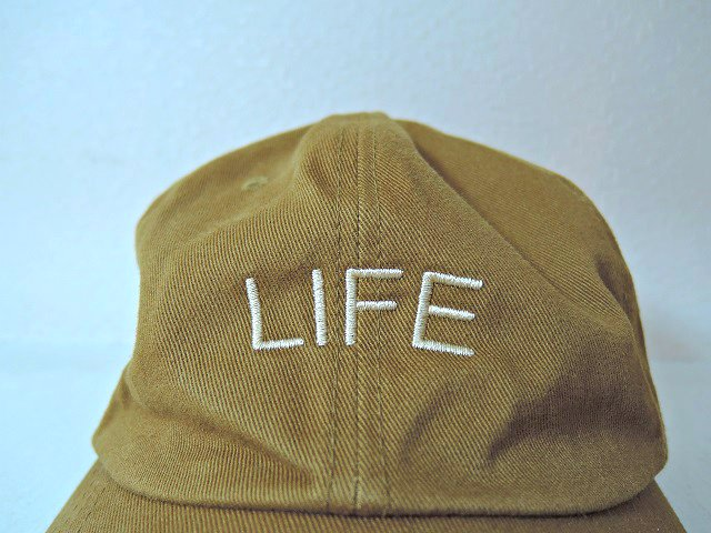 【melple】LIFEキャップ:画像2