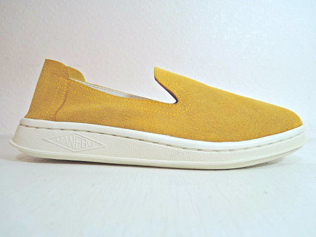 "【MANEBU】""HEEHAW LIGHT""SUEDE(WOMEN):画像2"
