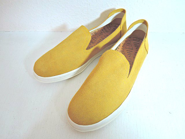 "【MANEBU】""HEEHAW LIGHT""SUEDE(WOMEN)"