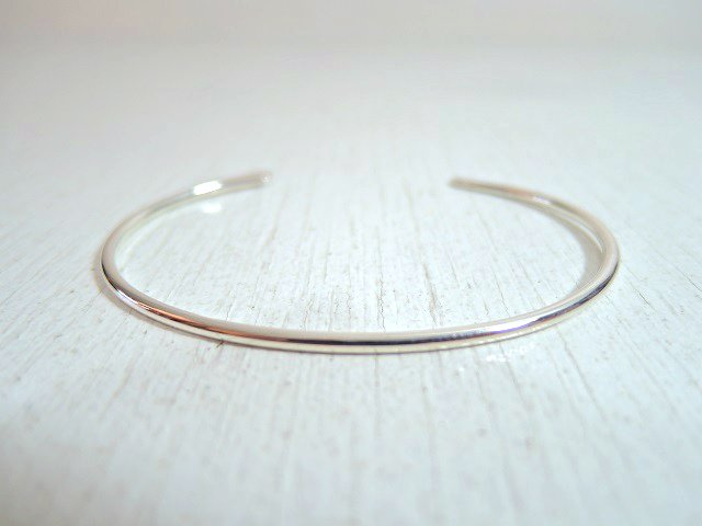 【JACKSON MATISSE】BANGLE SILVER925【DM便発送可能】:メイン画像