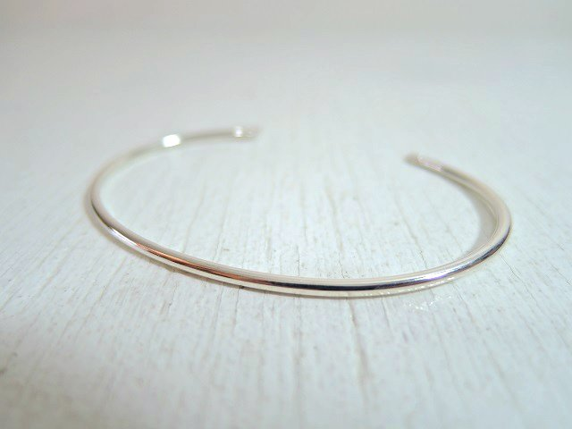 【JACKSON MATISSE】BANGLE SILVER925【DM便発送可能】:画像2