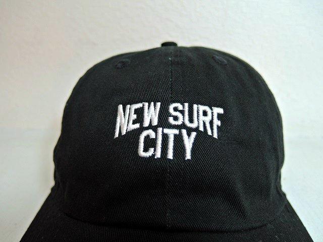 【JACKSON MATISSE】NICE NEW SURF CITY LOGO CAP:画像2