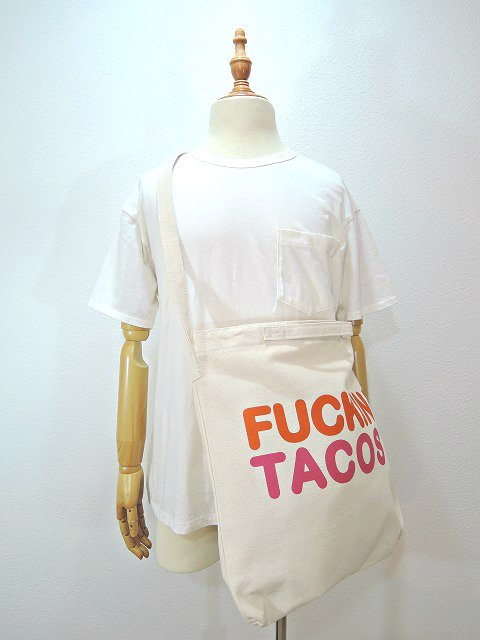 【Gorilla Tacos】FUCKIN' TACOS BAG:画像4