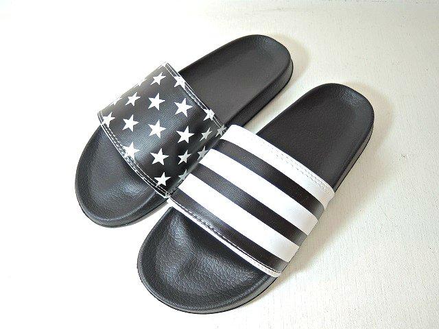 【ReTrick SELECT】AMERICAN FLAG SANDAL:メイン画像
