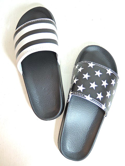 【ReTrick SELECT】AMERICAN FLAG SANDAL:画像4