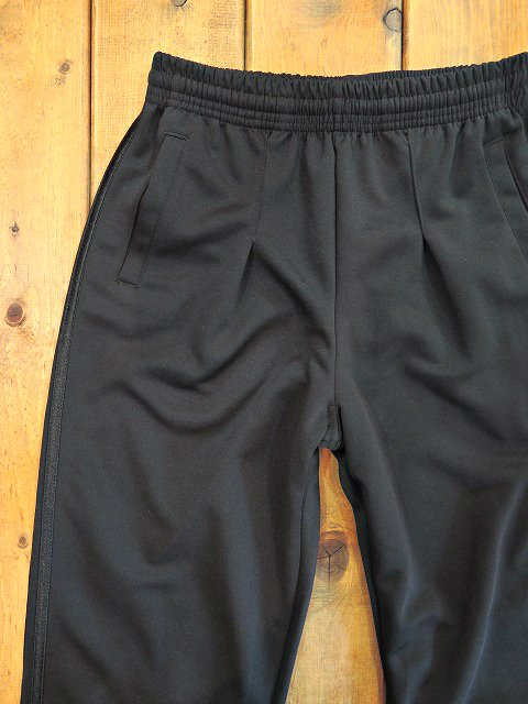 【ReRe】ONE TUCK LINE TRACK PANTS:画像1