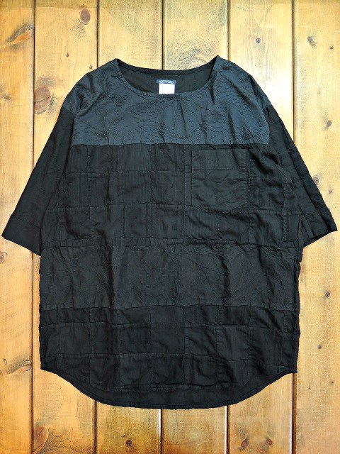 【SUNNY SPORTS】PANEL CUTTING ER SHIRTS