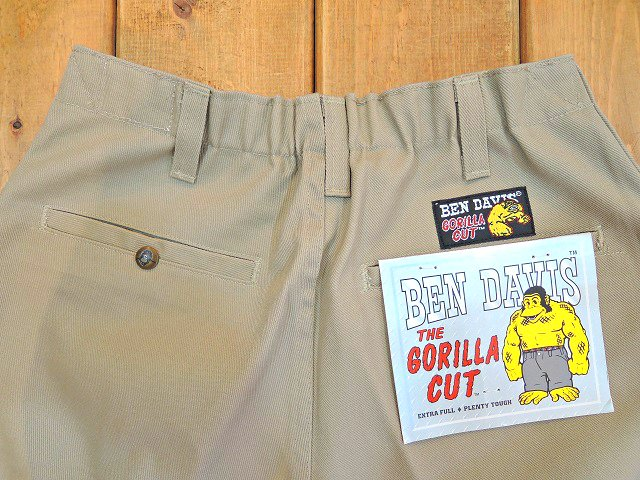 【ReRe】BD G-WIDE CROPPED PANTS:画像2