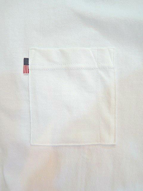 【modem design】U.S. COTTON LOOSE POCKET T-SHIRT(M-1701051)【DM便発送可能】:画像2