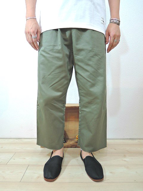 【modem design】SIDE LINE EASY CHINO PANTS(M-1705354):画像3