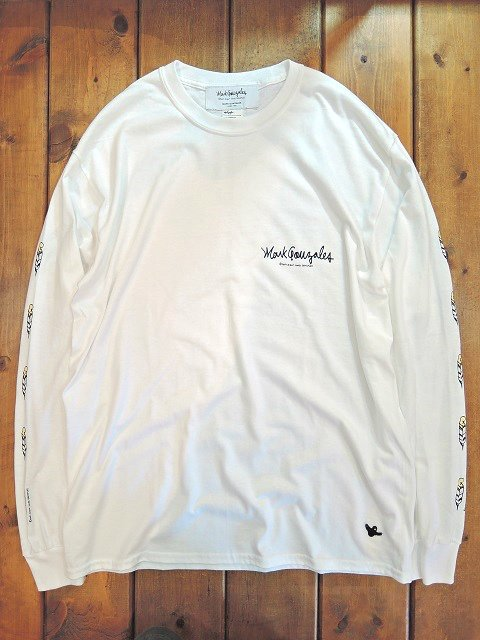 【MARK GONZALES】LONG TEE【DM便発送可能】