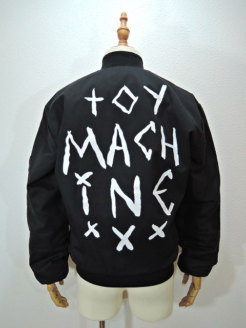 【JACKSON MATISSE】TOY MACHINE JKT:画像2