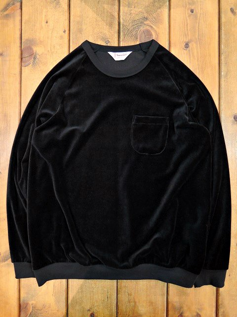【TOWN CRAFT】VELOR POCKET CREW