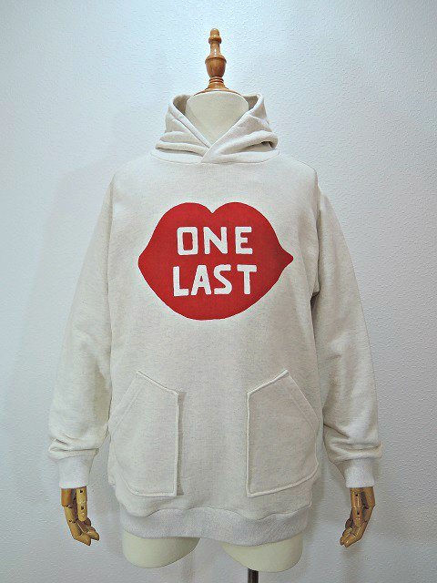 "【SUNNY SPORTS】""ONE-LAST""FREEDOM PULL-HOODY"
