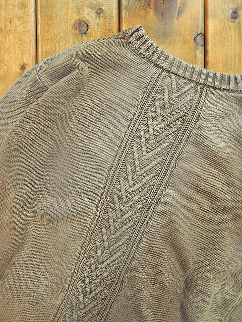 【modem design】SANDWASH COTTON KNIT(M-1707252):画像2