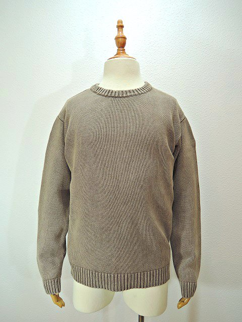 【modem design】SANDWASH COTTON KNIT(M-1707252):画像3