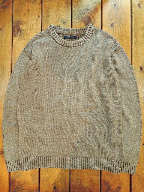 【modem design】SANDWASH COTTON KNIT(M-1707252)