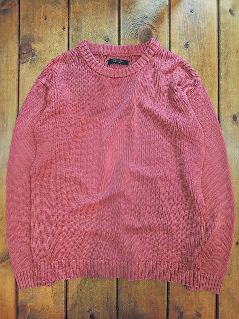 【modem design】SANDWASH COTTON KNIT(M-1707252):メイン画像