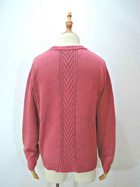 【modem design】SANDWASH COTTON KNIT(M-1707252):画像4