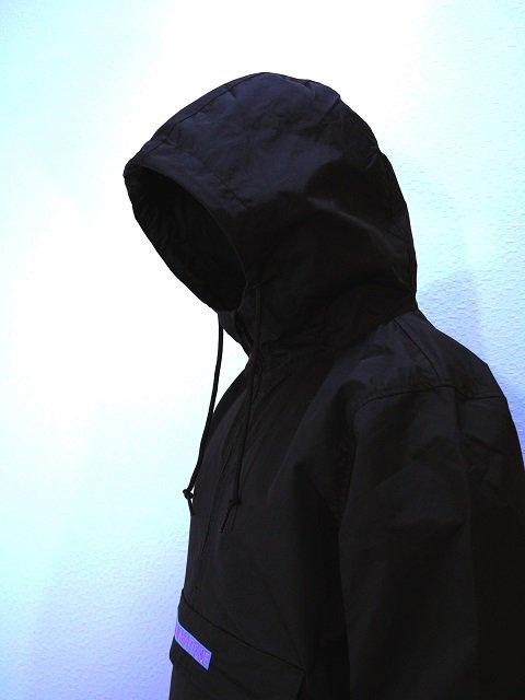 【JACKSON MATISSE】Water Resistant Windbreaker Anorak Jacket:画像2
