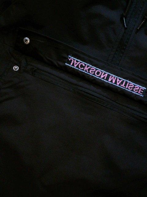 【JACKSON MATISSE】Water Resistant Windbreaker Anorak Jacket:画像4