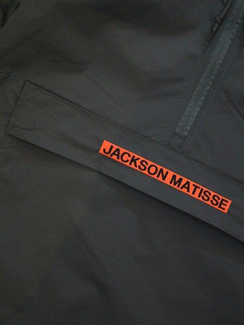 【JACKSON MATISSE】Water Resistant Windbreaker Anorak Jacket:画像3
